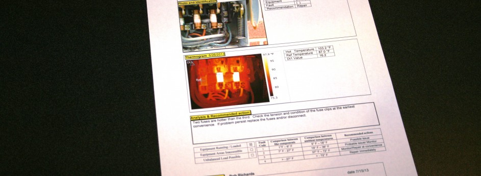 Electrical IR Inspection